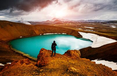 Iceland-Lake Myvatn-shutterstock_583280320