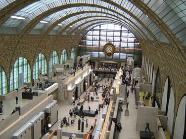 Paris_Museum_d'Orsay-shutterstock_33923518