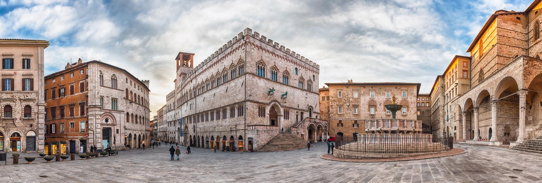 Perugia-Banner